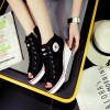 High Platform Boots For Women Hidden Wedge Boots Open Toe Shoes 2018 Arrival Casual Ladies Shoes Extra Image 3