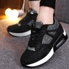 Latest Fashion Women Shoes Sneaker Casual Footwear High Top Heighten Shoes 2019 Autumn Winter Boot Extra Image 1
