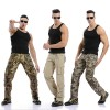 Men Cargo Pants High Quality Camouflage Pants Fashion Military Trousers Summer Spring Casual Brand Clothing