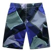 Mens Shorts Surf Board Shorts Summer Sport Beach Homme Bermuda Short Pants Quick Dry Silver Boardshorts Extra Image 2