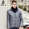 New casual Ultralight white duck down jacket men brand clothing High quality waterproof male Parkas plus size coat Extra Image 1