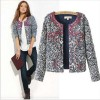 New Fashion Women Autumn Spring Coats Slim Cotton Jackets Warm Winter Wear For Women Thumbnail