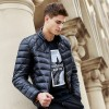 New men winter down jacket men brand clothing light thin duck down coat men quality male parkas jacket for boys Extra Image 3