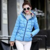 Parkas For Women Winter Fashion Jacket Women Thicken Outerwear Hooded Coats Short Female jaqueta feminina inverno Extra Image 5