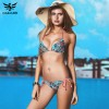 Sexy Bikinis Women Swimsuit 2018 Beach Wear Bathing Suit Push Up Swimwear Female Printed Brazilian Bikini Set Swim Wear Extra Image 2