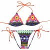 Sexy Bikinis Women Swimsuit 2018 Beach Wear Bathing Suit Push Up Swimwear Female Printed Brazilian Bikini Set Swim Wear Extra Image 5
