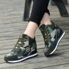Sneakers women canvas shoes camouflage high to help increase women shoes winter casual sneaker women sport shoes Extra Image 2