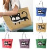 Special Cartoon Handbags Shoulder Bags Preppy School Bags For Girls Thumbnail