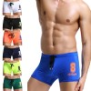Summer Men Sexy Swimwear Briefs Swimsuits Swimming Boxer Shorts Sports Suits Surf Board Shorts Trunks Men Swim Suits Extra Image 4
