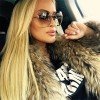 Transparent Gradient Oversized Sunglasses For Women Rimless Female Shades Clear Lens Luxury Sunglasses Extra Image 2