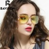 Ultra thin Legs Aviator Sunglasses Women Brand Designer Glasses Men Driving Mirror Eyewear Unisex Pilot Sun Glasses Extra Image 5