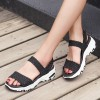 Woman Sandals 2019 Summer Women Platform Casual Shoes Outdoor Woman Fashion Thick Bottom Wedge Sandals Extra Image 2