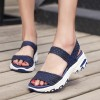 Woman Sandals 2019 Summer Women Platform Casual Shoes Outdoor Woman Fashion Thick Bottom Wedge Sandals Extra Image 3