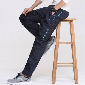 Autumn Outside Casual Pants Trousers Slimfit Quick Drying Latest For Men Thumbnail
