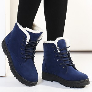 Botas femininas women boots new arrival women winter boots warm snow boots fashion platform shoes women ankle boots