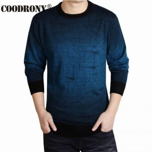 Cashmere Sweater Men High Quality Wool Latest Design Casual Winter Autumn Thumbnail