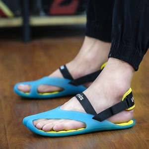 Charming Male Summer Sandals Slippers New 2018 Collection Ultra Light Flip Flops Sandals Slippers