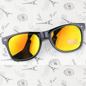 Classic Vintage Eye Glasses Goggles For Men And Women, High Quality Plastic Frame Light Adult Sunglasses