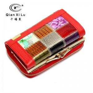 Fashion Ladies Purse Coin Wallets Top Quality New Design Latest For Women Thumbnail