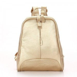 Fashion Women Backpacks Genuine Leather Girls School Bags Student Shoulder Bags Casual Backpacks Thumbnail