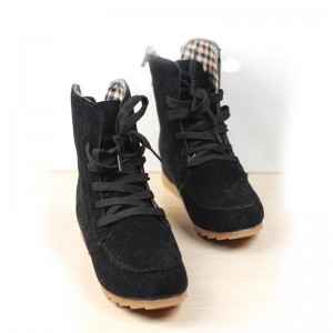 Girls Winter Boots New Arrival Snow Boots Trending Fashion Student Plus Size Leather Shoes Ankle Boots