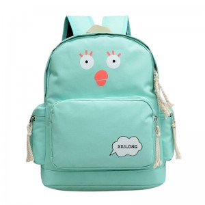 Latest Arrival Preppy Style Backpacks For Women High Quality Canvas School Bags Rucksacks Travel Bags For Young Ones