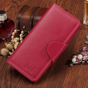 Long Design Women Wallets Genuine Leather Bag Money Purse Card Holder Handbag For Women Thumbnail