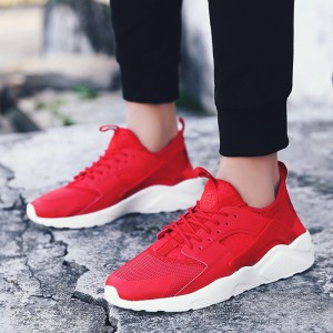 Men Fashion Casual Shoes Comfortable Breathable Male 2018 Hot Sale Brand Footwear Men Outdoor Shoes