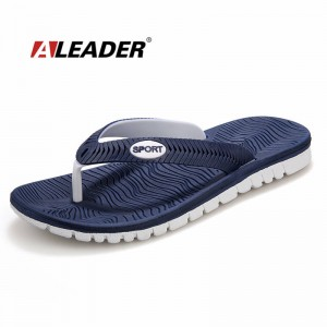 Men Flip Flop Sandals Rubber Casual Men Shoes Fashion Beach Style Indoor For Men Thumbnail