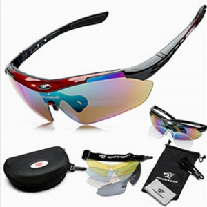 Men Sports Eyewear Outdoor Beach Sunglasses Elegant Design For Men Thumbnail