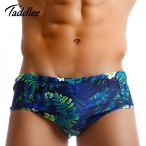 Men Swimwear Swimsuits Swimming Briefs Bikini Brazilian Classic Style Low Waist Swim Surf Beach Board Boxers