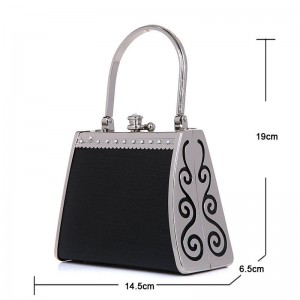 Mini Night Princess Makeup Clutch Nightclubs Professional Day Clutches Party Wedding Bridal Evening Clutch Thumbnail