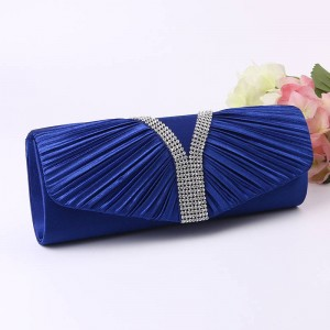 New European American Style Dinner Clutch For Women Single Chain Diagonal Package Bags Prom Party Clutches Thumbnail