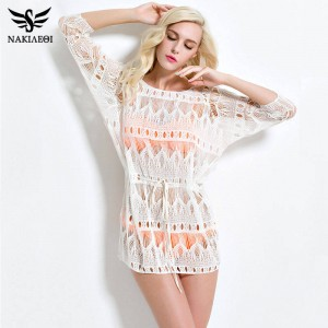 New Summer Style Sexy Women Swimsuit Bikini Beach Cover Up Swimsuit Bathing Suit Beachwear Swim Skirt Thumbnail