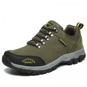 Plus Size Male Footwear Casual Shoes High Quality Climbing Hiking Trekking Shoes Wear Resistant Slip On Footwear