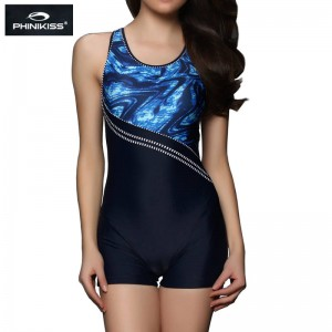 Sexy One Piece Swimsuit Large Professional Sports Bathing Suit Triathlon Padded Unwired Beach Dress