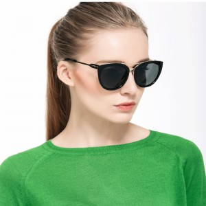 Stylish Women Sunglasses Oval Fashion Female Men Retro Reflective Mirror Sunglasses Color Famous Brand Designer