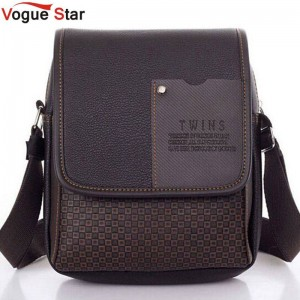 Vogue Star Hot Sale New Pu Leather Messenger Business Bags Crossbody Shoulder Bags For Women Thumbnail