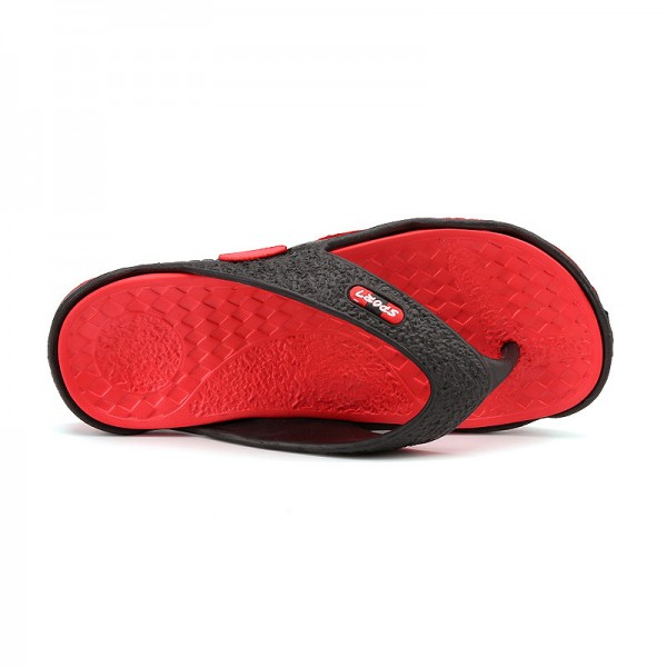 2018 Mens Flip Flops Summer Mens New Style Rubber Soft Shoes Outdoor Beach Mens Slippers Massage Men Footwear Extra Image 3