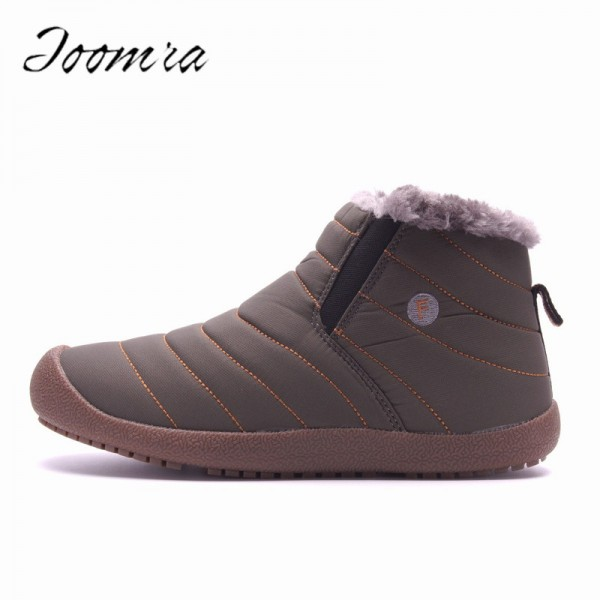 2018 Winter Men Causal Shoes Fast Shipping  High Heel Size 36 46 Slip On Shoes Warm Mesh Couple Causal Shoes Extra Image 1