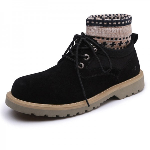 Male Fashion Winter Boots