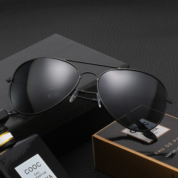 2019 Classic Designer Sunglasses For Men UV400 Polarized Retro Vintage Pilot Aviator Sunglasses For Males