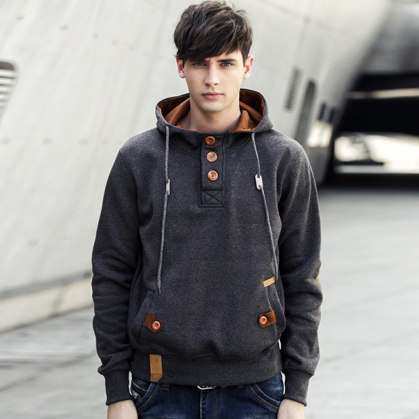 2019 New Fashion hoodies men hoody High quality sweatshirts fashion stylish hoodies men cotton casual hoodie