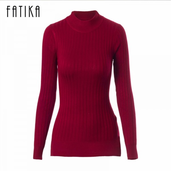 Autumn Winter Women Sweaters And Pullovers Female Solid Wool Pullover Knitted Casual Oversized Pull Femme Sweater Extra Image 5