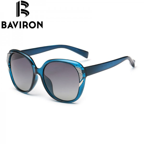 BAVIRON Brand HD Polarized Sunglasses Women Luxury New Fashion Sun Glasses Polaroid Lens Women Glasses Designer Extra Image 4