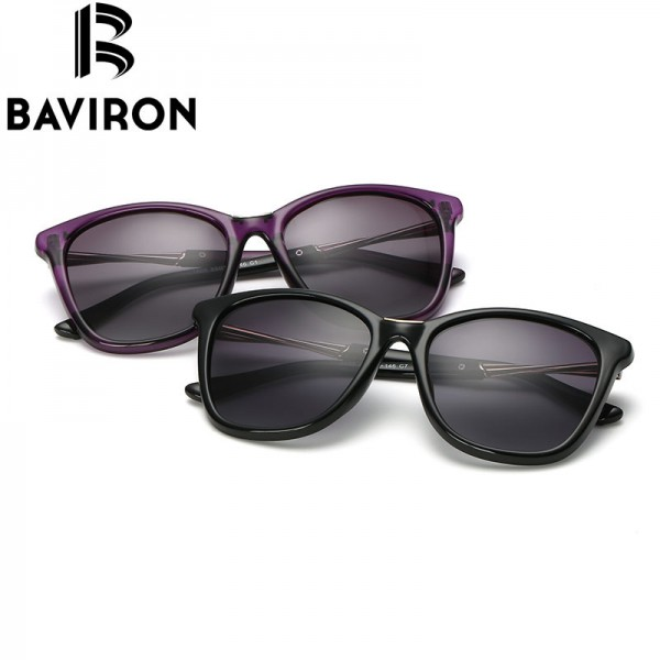 BAVIRON Shield Glasses Women Luxury Design HD Polarized Sunglasses New Trend Polaroid Women Sunglasses Eyewear Extra Image 4