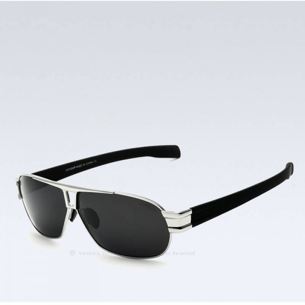 Beach Volleyball Sunglasses Polarized Retro Vintage Male Sun Eyewear Musculino Designer Shades Extra Image 2