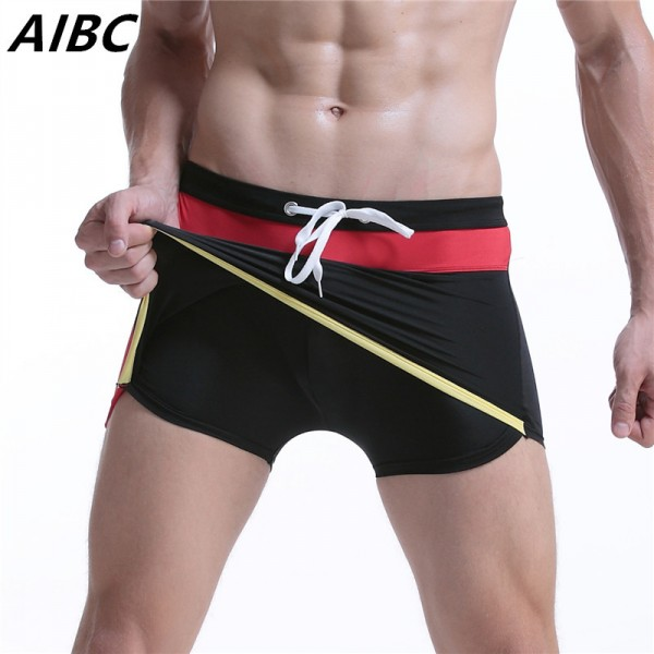 Beach Volleyball Swimwear sexy Men Swimsuits Surf Boardshorts Beach Wear Man Swimming Trunks Boxer Shorts Swim Suits Extra Image 1