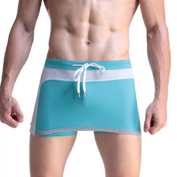 Beach Volleyball Swimwear sexy Men Swimsuits Surf Boardshorts Beach Wear Man Swimming Trunks Boxer Shorts Swim Suits Extra Image 5