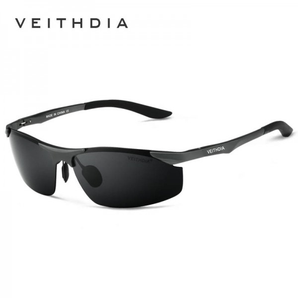 Best Fishing Sunglasses For Men And Women Sports Biking Goggles Aluminium Polarized Veithdia Eyewear Extra Image 0